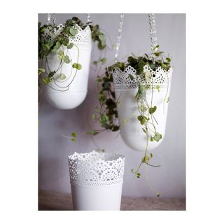 Skurar Macetero Colgante de 14x20 Para Tus Plantas Y Macetas IKEA