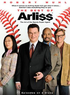 Arliss The Best of Arliss Vol 1 DVD 2003 2 Disc Set Two Disc Set DVD