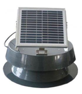 Solar Powered Attic Fan 10Watt Brushless Motor