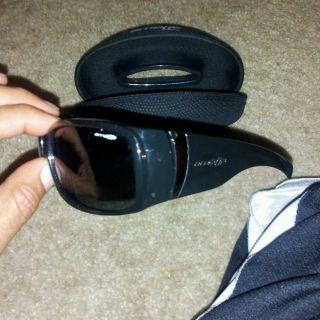 0c32071a26 ... Arnette Surge 4097 Unisex Black Sunglasses with Case  Arnette AN4125 07  ...