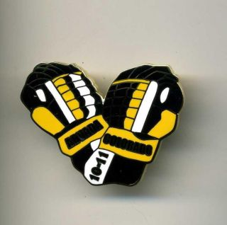 Pee Wee Minor Hockey Arvada Colorado Gloves 2011 Pin