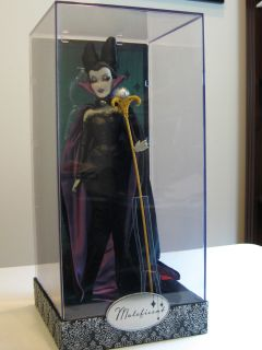 Disney Villains Designer Collection Doll Maleficent New Limited
