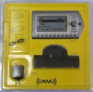 Audiovox XMCK 10A XM Xpress Satellite Radio Car Kit Wireless FM