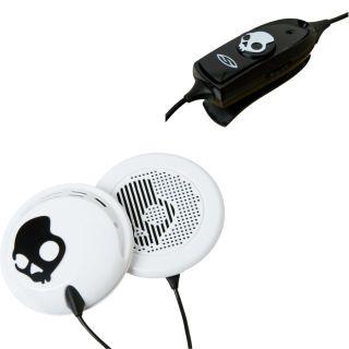 Skullcandy Audio Headset Drop in Kit for Ski Snowboard Helmet