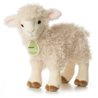 Lovely The Stuffed Baby Lamb by Aurora World