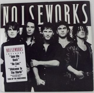AUSTRALIAN, NOISEWORKS, COLUMBIA RECORDS, HEAVY METAL, HAIR BANDS