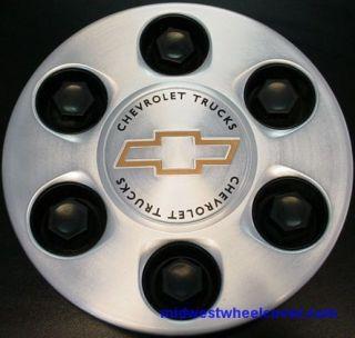 Chevy Astro Van Silverado Center Cap 15712387 Used