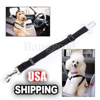 Dog Pet Safety Seatbelt for Car Vehicle Seat Belt Adjustable Harness