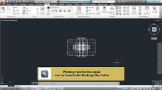 Infiniteskills Beginners AutoCAD 2013 Tutorial Video Training DVD ROM