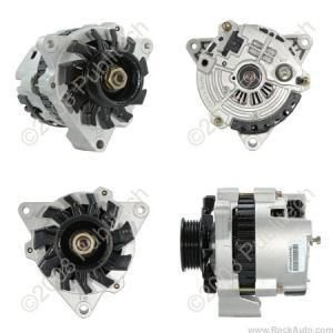 Chevy Astro Van 4 3L 262 V6 1990 1992 Alternator Amps 85