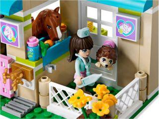 Lego Friends 3188 Heartlake Vet New in Box