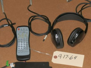NEW 07 2011 SILVERADO AVALANCHE TAHOE DUAL DVD CD  LCD MONITOR