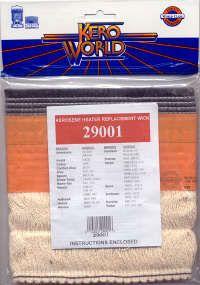 Kerosene Heater Wick 29001 Egawa Heat Glow