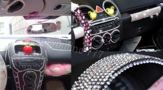 1008PCS Auto Bling Crystals Diamond Car Interior / Exterior Sticker