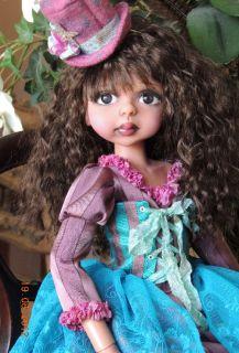 OOAK 5 Pce Designer Outfit for Super Dollfie Kim Lasher Dollstown Kaye