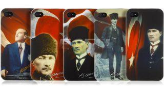 Genuine Head Case Designs Ataturk Turkey Turkish Flag Case for iPhone