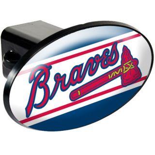 Atlanta Braves MLB Baseball Car Truck Hitch Cover