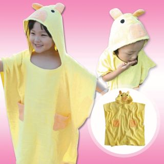 Vaenait Baby Toddler Kid Hoodie Swim Towel Bath Gown Washcloths