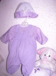 22 24 Baby Doll Clothes for Big Reborn Dolls OOAK Baby New Precious