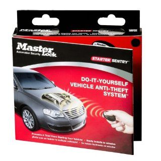 Master Lock Starter Sentry WIRELESS Vehicle Anti Theft System