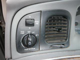 Grand Marquis Headlight Head Light Parking Fog Lamp Auto Switch