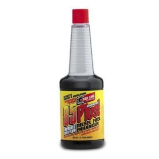 Red Line 85 Plus Diesel Fuel Additive Case of 12 12oz Bot Winterized