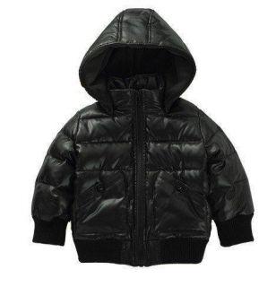 Boy Girl Baby Clothes Winter Waterproof Coat Jacket Outerwear