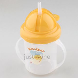 New Multi Function Baby Feeding Bottle Milk Juice Water Training Cup 3