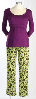 New Japanese Weekend Maternity Nursing PJ Pajamas Lot s 6 8