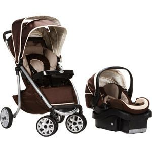 Safety 1st Aerolite LX Deluxe Baby Travel System Avery