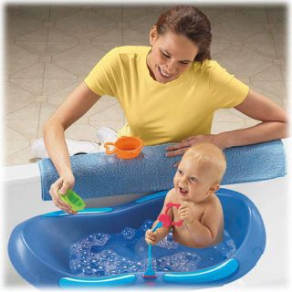 New Fisher Price Aquarium Bathtub Infant Baby Bath Tub