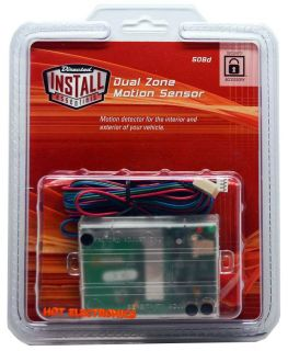 Zone Motion Radar Sensor Car Alarm Viper Clifford Python Avital