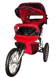 Stroller Baby Jogging Strollers Jogger Colors Pink Red
