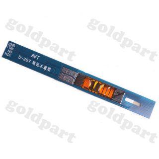 1pc AVT 1 Lamp Backlight Universal Laptop LCD Inverter 5 20V