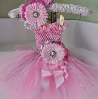 Noble Girl Tutu Dress Wedding Party Baby Shower Birthday Photograph