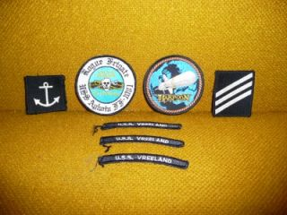 navy patch uss vreeland aylwin rogue frigate harpoon