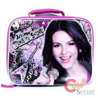 Victoria Justice 16 Large School Backpack Lunch Bag  Make it Shine