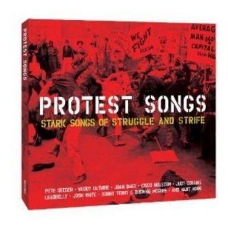 Protest Songs Leadbelly Joan Baez Lightnin Hopkins Odetta New SEALED 2