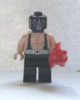 LEGO SUPER HEROES BAIN 6860 MINIFIGURE ONLY