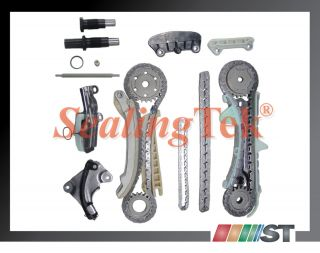 SOHC V6 Engine Timing Chain Gear Kit Set Auto Parts Components