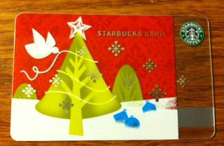 Starbucks Gift Card with a $50 Dollars balance Great Coffee