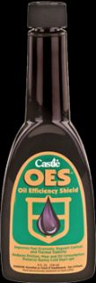 Castle Products OES oil additive and XP fuel injector cleaner (BG