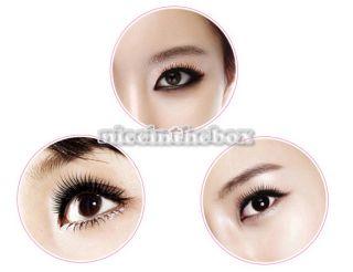 Pcs Smooth Waterproof Liquid Eye Liner Beauty Make Up Black Eyeliner