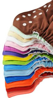 FuzziBunz Perfect Size Washable Cloth Pocket Diaper Size x Small