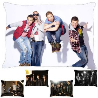 New Backstreet Boys BSB Nick Carter Photo Pillow Case Full Color 5