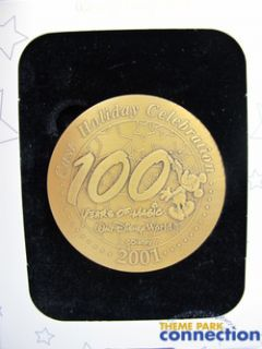 Disney Cast Member Award 100 Years of Magic Holiday Celebration