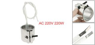 220V 220W 45 x 50mm Heating Element Band Heater for Plastic Injection