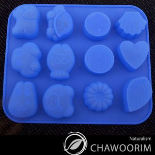 Silicone Molds Baking Molds,Soap molds,Candle molds,Body Butter Molds