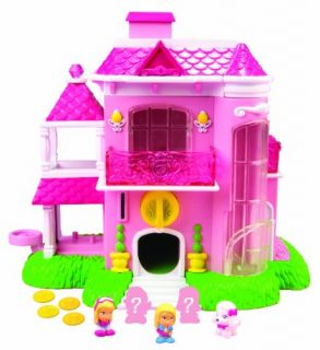 of blip toys squinkies barbie dream house playset come join barbie and