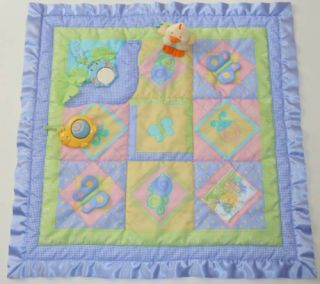 Baby Activity Blanket by Fisher Price